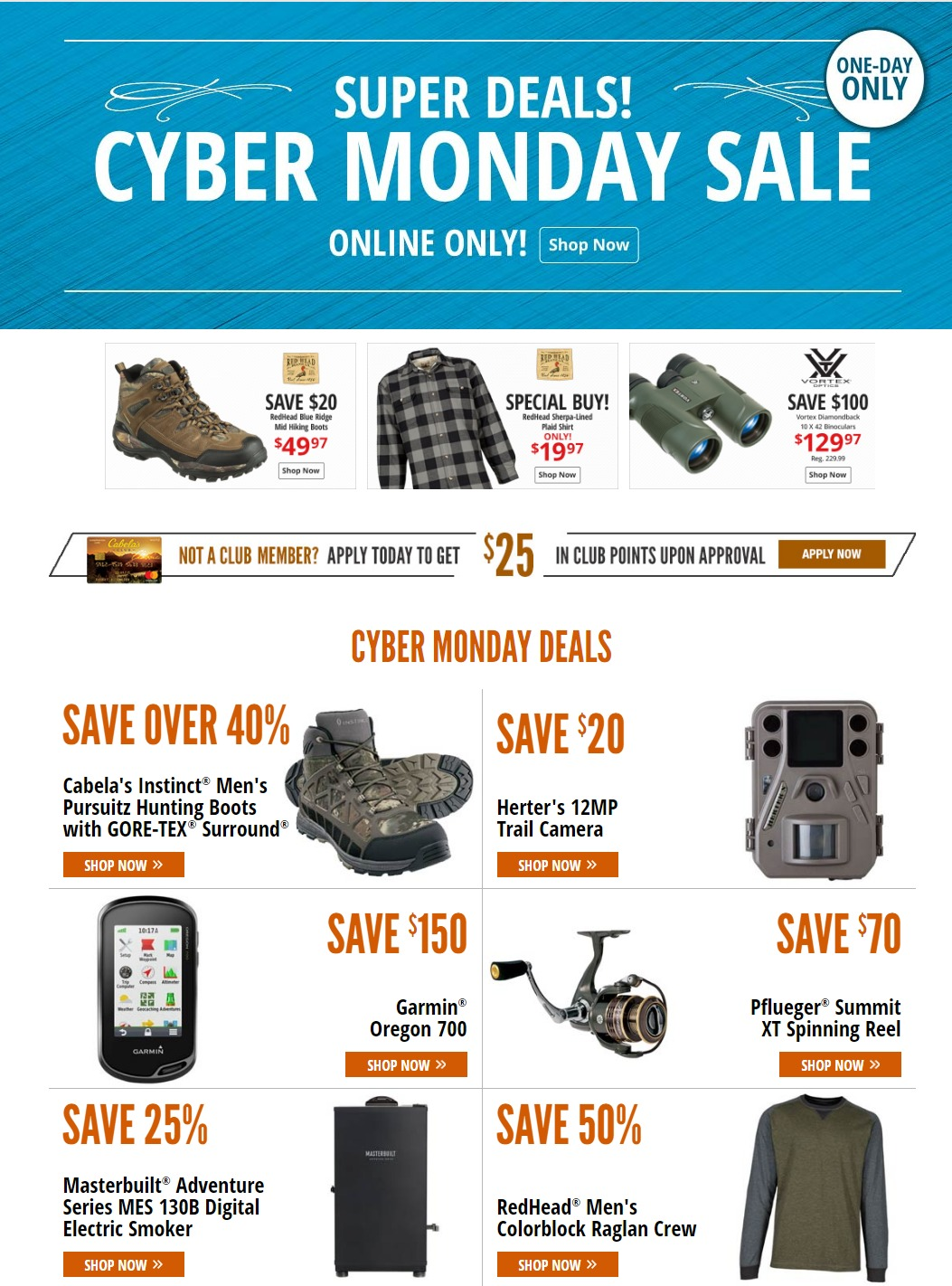 CABELAS COUPONS AUGUST 2019